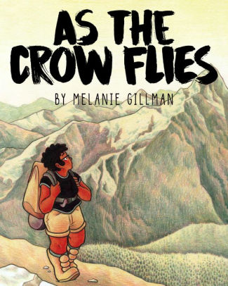 Quick Pick As The Crow Flies The Graphic Novel Shelf - Can-pick-the-book-quick